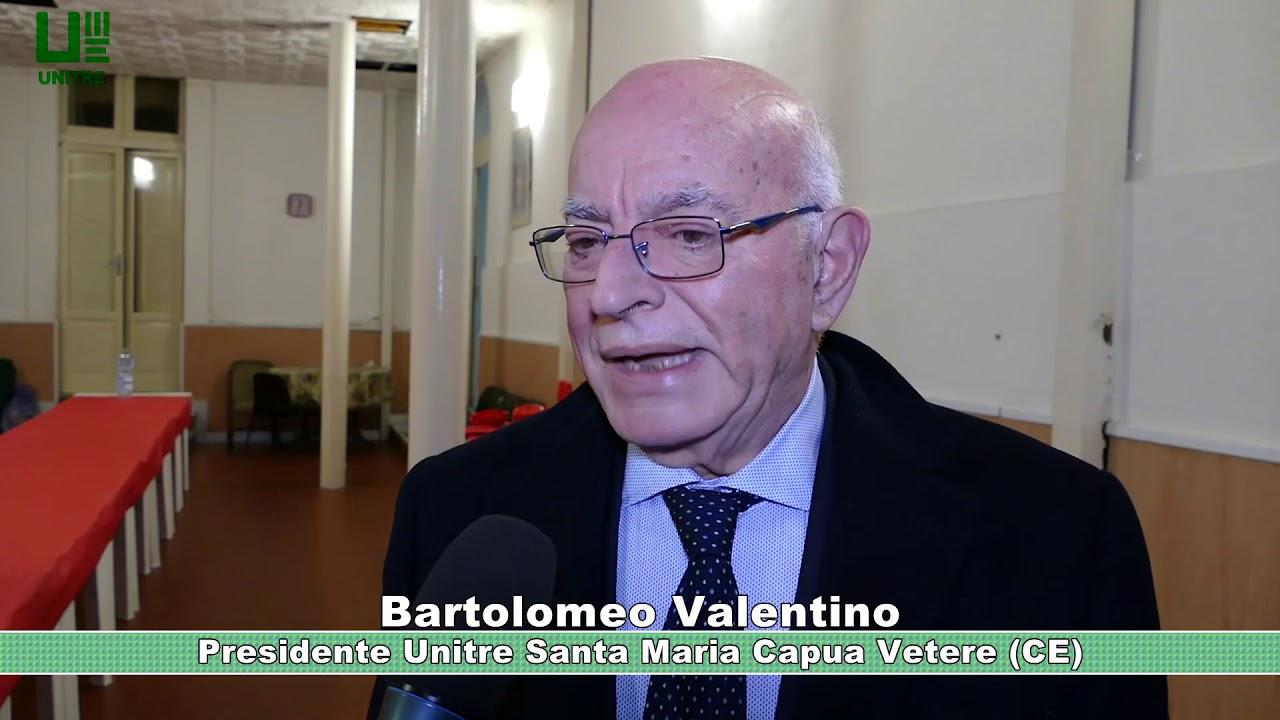 IL PRESIDENTE UNITRE BARTOLOMEO VALENTINO PROPONE PER LE ELEZIONI UN TEST  DI VITALITY FORMS | Cronache Agenzia Giornalistica