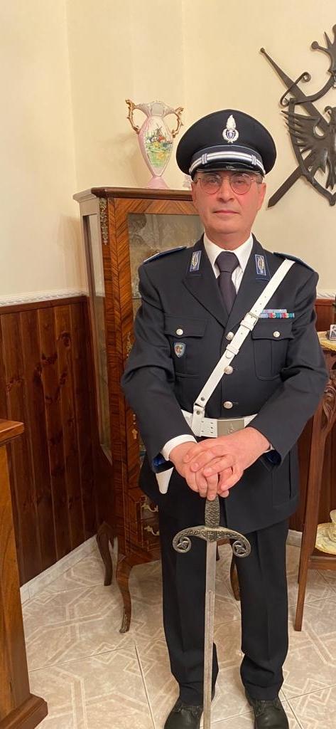 Il sovrintendente della PolPen Biagio Braccio
