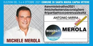 Michele Merola candidato